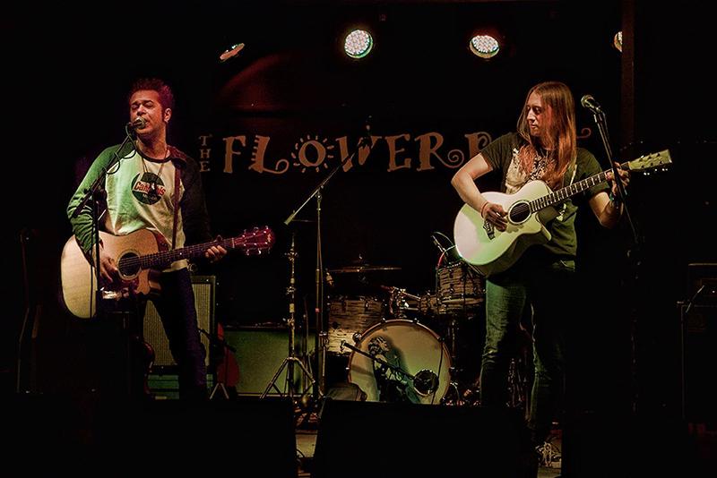 AP&S Acoustic. The Flowerpot, Derby.