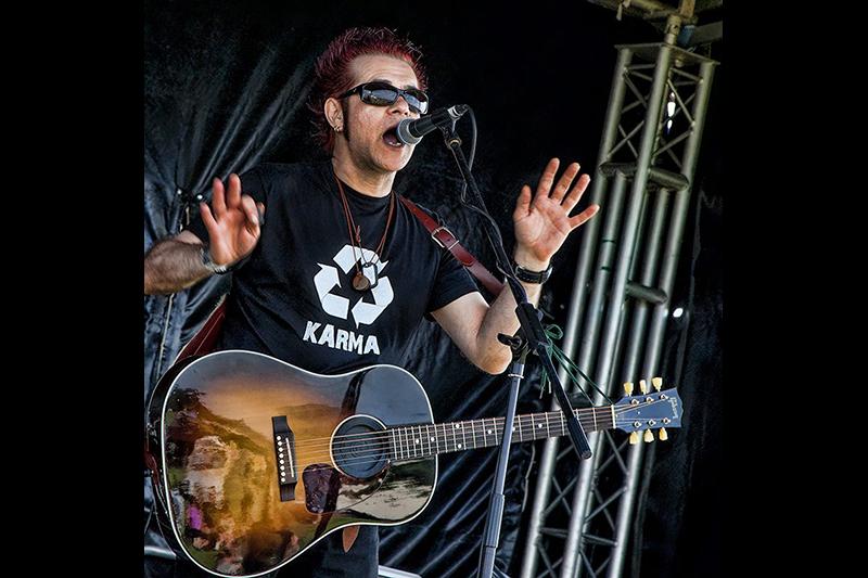 AP&S Acoustic. Rock & Blues Festival, Pentrich.